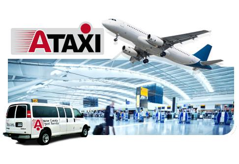 airport service, taxi graz