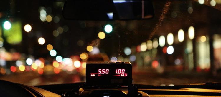 Taxametereinbau für Grazer Taxis