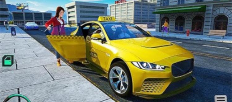 taxi simulator, taxi graz